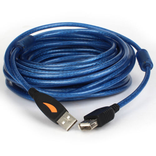 10 meters Shielded USB 2.0 A Male to B Male SuperSpeed Printer Extension Cable
