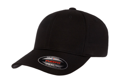 e667e9abac2 6587 Flexfit® Hydro Grid Cap Fitted Baseball Blank Plain Ball Cap Flex Fit