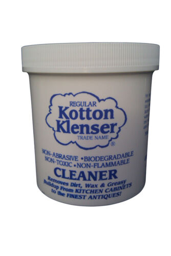 HOME RENTAL RESTORATION KOTTON KLENSER ANTIQUE WOOD RESTORATION CLEANER 16 OZ