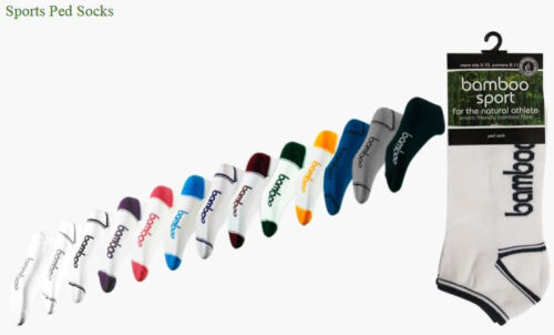 Bamboo Textiles PED Low Ankle Socks School sports naturally anti-bacterial