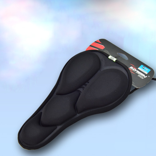 RAYBEEN Bike Seat Cover Saddle Bicycle Extra Comfort 3D Foam Cushion Anti Slip