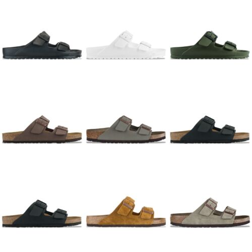Birkenstock Sandals - Mens Birkenstock Arizona Sandals in Various Colours - BNWT
