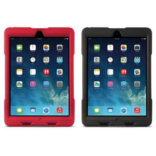 Kensington Blackbelt 2nd Degree Rugged Case and Stand/Strap for iPad Air