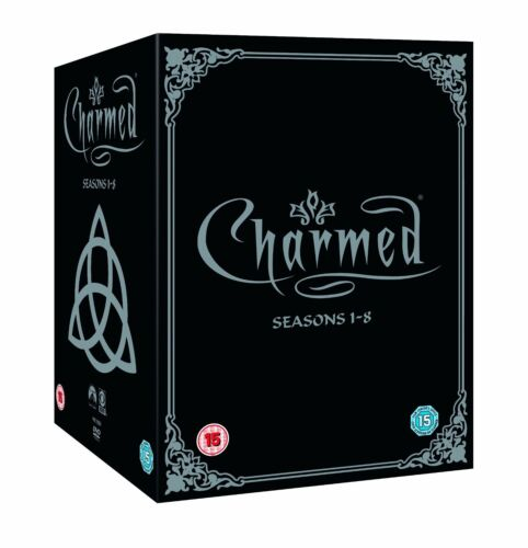 CHARMED COMPLETE SERIES SEASONS 1-8 NEW 48 DVD DISC BOXSET  1-8 R4