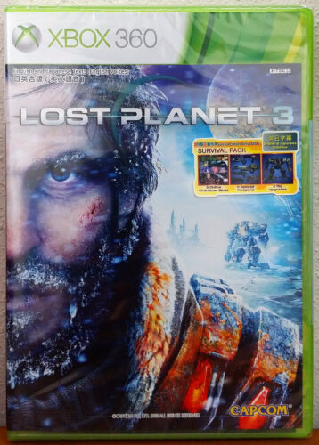 Xbox 360 Game - Lost Planet 3 (New)