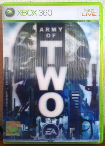 Xbox 360 Game - Army of Two