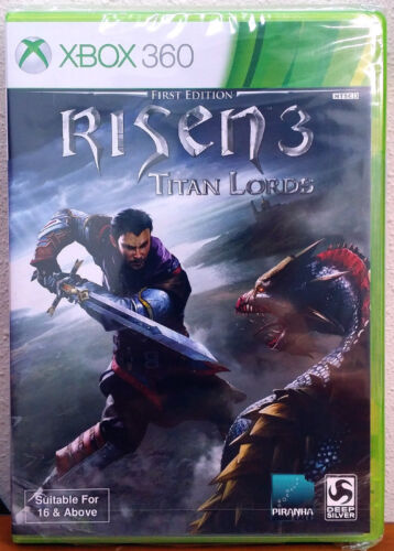 Xbox 360 Game - Risen 3: Titan Lords 1st Edition (New)