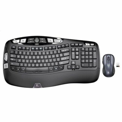 Logitech MK550 Wave Wireless Keyboard and Mouse Combo (Free Postage)