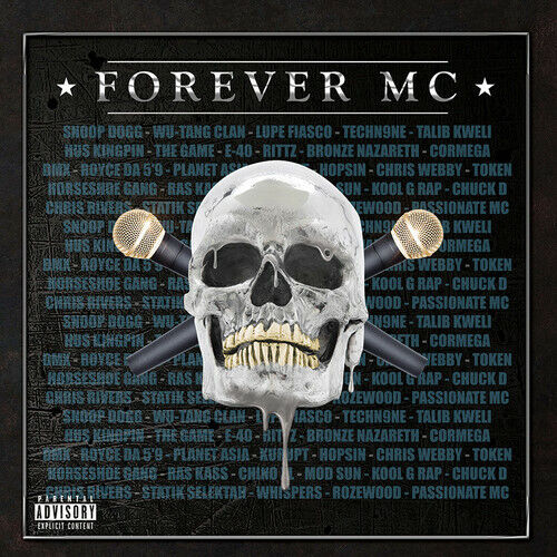 Forever M.C. - Forever M.C. & It's Different (2018, CD NIEUW)