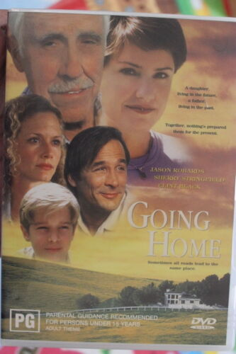 GOING HOME DELETED RARE OOP DVD JASON ROBARDS, SHERRY STRINGFIELD DRAMA FILM