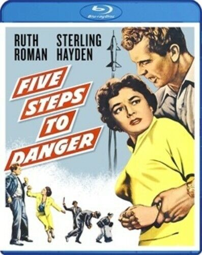 Five Steps To Danger (REGION A Blu-ray New)
