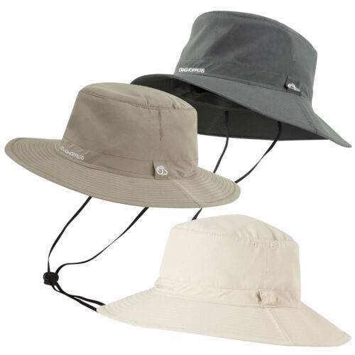 Craghoppers NosiLife Insect Repellent Outback Hat New Season