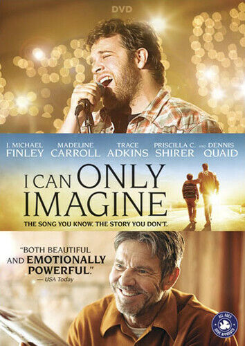 I Can Only Imagine (REGION 1 DVD New)