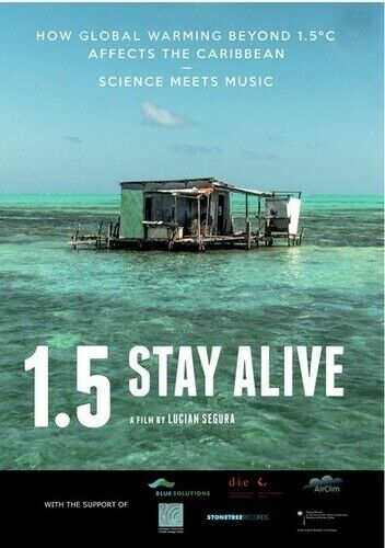 1.5 Stay Alive: Science Meets Music (REGION 1 DVD New)