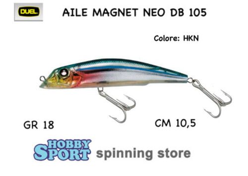 AILE MAGNET 105 NEO DB - Col HKN -  18 gr - F894 - DUEL
