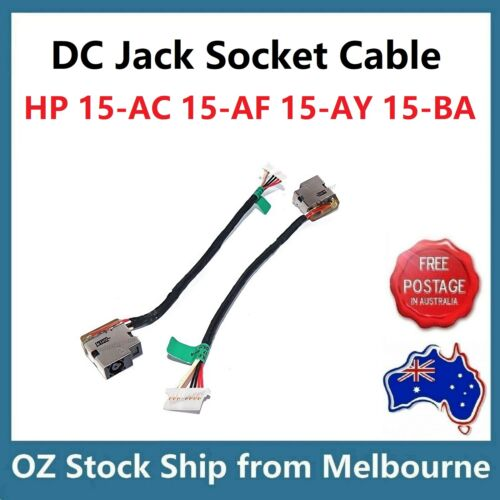 DC Power Jack Cable HP 799736-F57 799736-S57 799736-T57 799736-Y57 813945-001