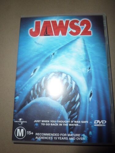 JAWS 2 DVD