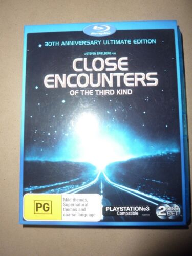 CLOSE ENCOUNTERS OF THE THIRD KIND BLURAY 2 DISC SET