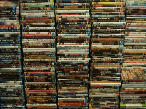 DVD Bulk All 2 Disc Editions Every Disc $4.50 Free Fast Post Mixed Genres CHEAP