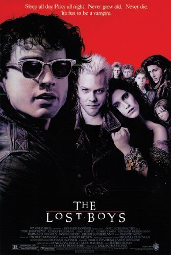 LOST BOYS - CLASSIC MOVIE POSTER 24x36 - 46479