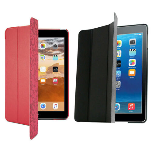 Gecko Slim Case Cover Auto Sleep Protector w/ Stand For Apple iPad Air 2