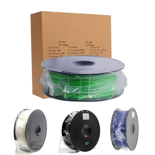 Au Stock!Geeetech 1/2/4kg/ PLA Filament I3 Prusa 3D Printer White/black/Green