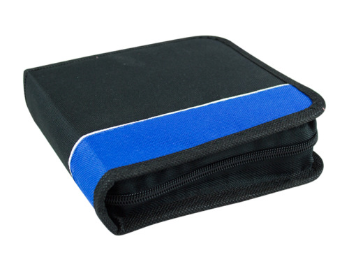 EBOX CD DVD Storage Wallet Holder Capacity Holds 32 48 Discs