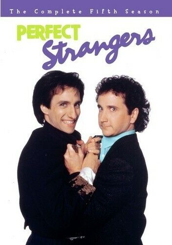 Perfect Strangers: The Complete Fifth Season - 3 DISC SET (REGION 1 DVD New)