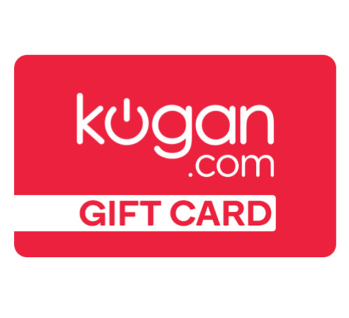 Kogan Gift Cards $50 or $100 - Email Delivery <br/> Delivered within hours (may take up to 24 hours)