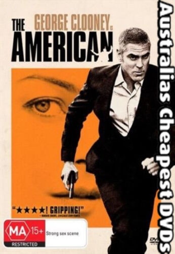 The American DVD NEW, FREE POSTAGE WITHIN AUSTRALIA REGION 4