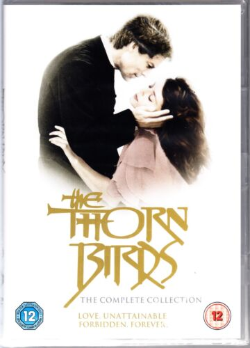 The THORN BIRDS COMPLETE COLLECTION MINI SERIES+MISSING YEARS COLLEEN McCULLOUGH