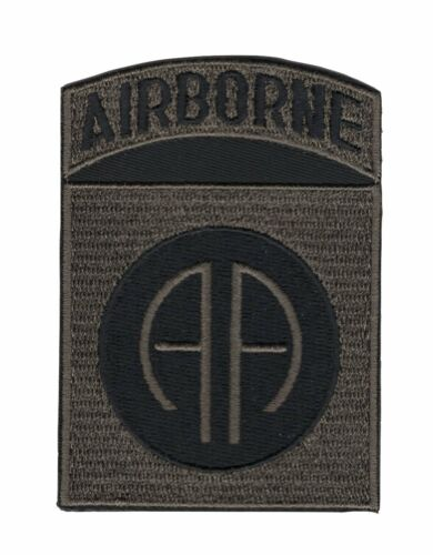 82nd Airborne Infantry Division Od Patch