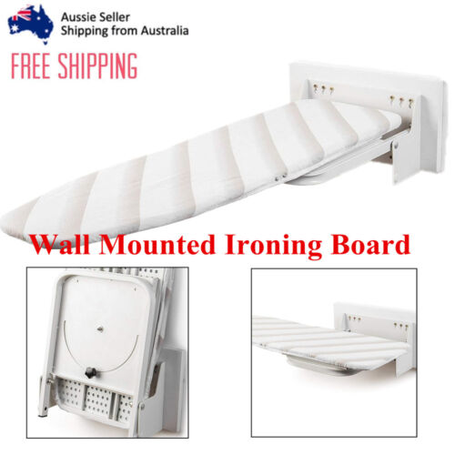 Wall Mounted Ironing Board - save space in your laundry or kitchen