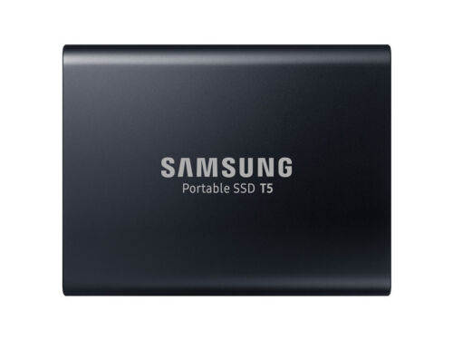 Samsung Portable SSD T5 2TB External Storage 540MB/s Speed Fast Light Compact