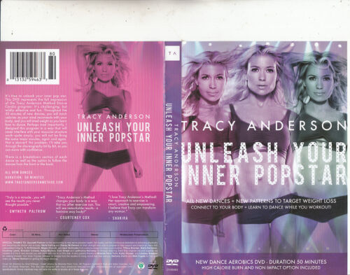 Tracy Anderson-Unleash Your Inner Popstar-2010-Music A-DVD