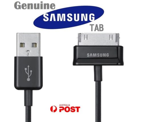 Original Data Charger Cable for Samsung Galaxy Tab 2 7.0 10.1 Note Tablet 30P AU