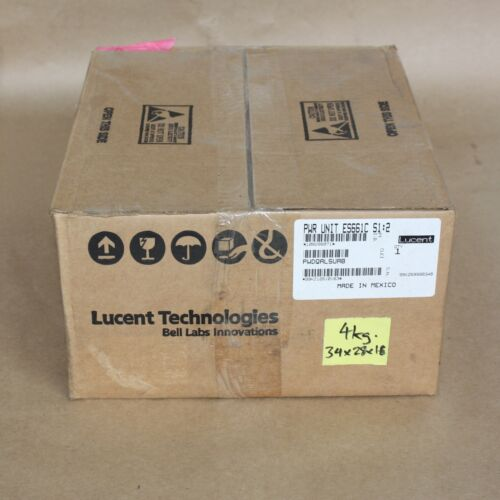 Lucent Technologies RECTIFIER Power PWR Unit ES661C S1:2 108286071 PWDQALSUAB
