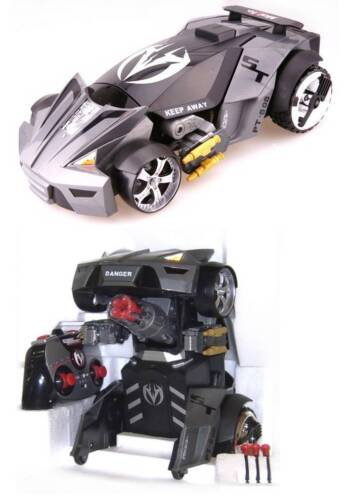 Street Troopers Transformers avec lance missile (piles non incluses) Maisto