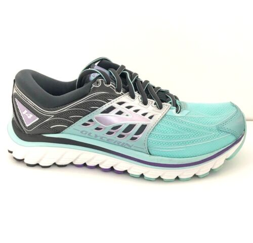 SAVE $$$ Brooks Glycerin 14 Womens Cushioned Running Shoe (B) (444)
