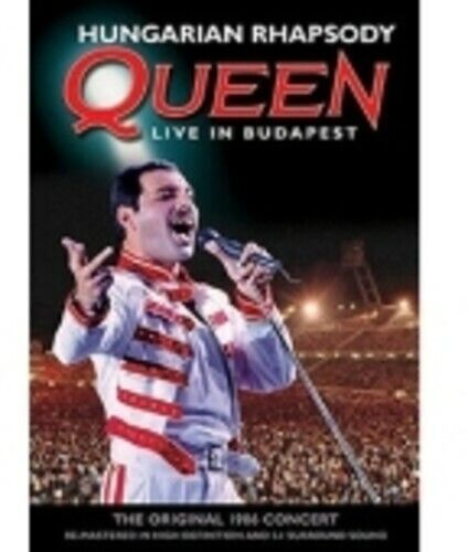 Hungarian Rhapsody: Queen Live In Budapest (REGION 1 DVD New)