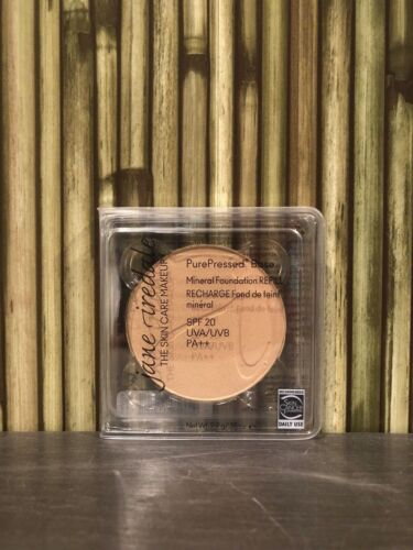 Jane Iredale PurePressed Base Mineral SPF 20 (Refill) - NEW
