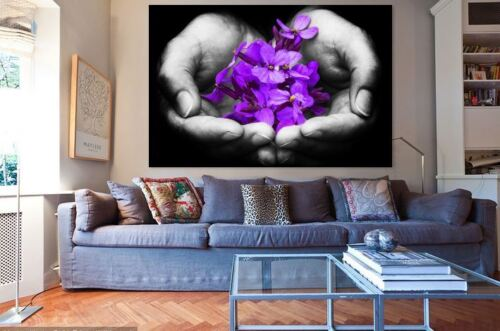 hands-color-skin-design- WALL ARTS high quality Canvas home decor