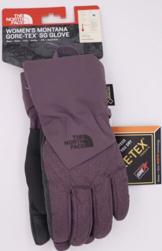 THE NORTH FACE GORE-TEX MONTANA GTX SG GLOVES GANTS WOMEN GUANTES SIZE M NEW