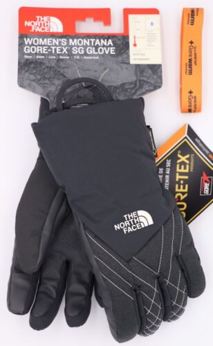 THE NORTH FACE GORE-TEX MONTANA GTX SG GLOVES GANTS WOMEN GUANTES SIZE S NEW