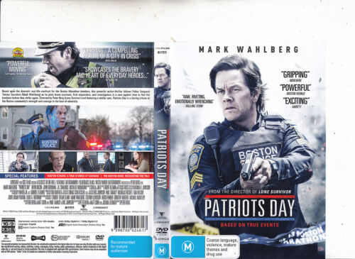 Patriots Day-2016-Mark Wahlberg-Movie-DVD
