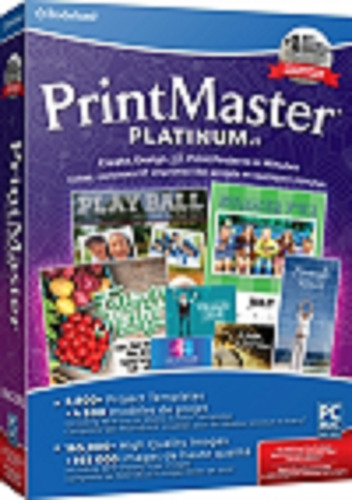 PrintMaster Platinum 8 Digital Download Brand New