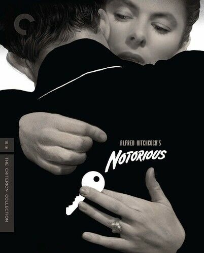 Notorious (REGION A Blu-ray New)