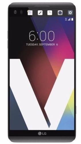 LG V20 H918 T-Mobile Titan Gray 64GB 4G LTE GSM Dual Cam 16MP Android Smartphone