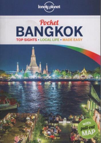 POCKET BANGKOK - THAILAND BEACHES -LONELY PLANET TRAVEL GUIDE NEW FAST FREE POST