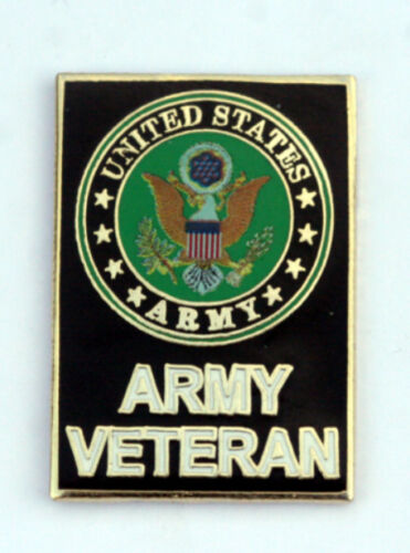 US ARMY SEAL LOGO HAT LAPEL PIN TIE TAC USA FORT CAVALRY INFANTRY ARTILLARY WOW